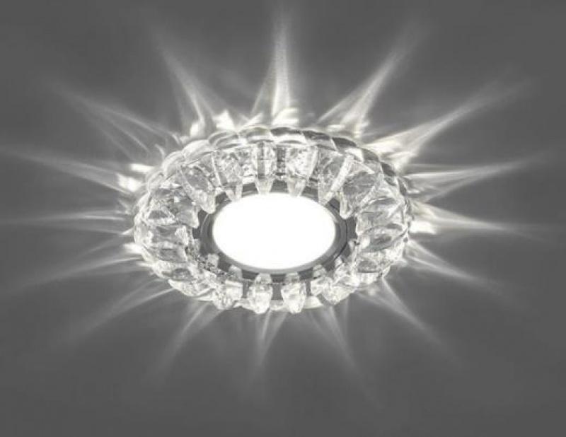 Встраиваемый точечный светильник с светодиодной подсветкой Feron CD933 купить