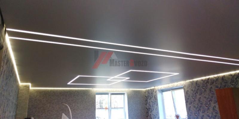 ВИП потолок  — натяжные потолки МастерГвоздь