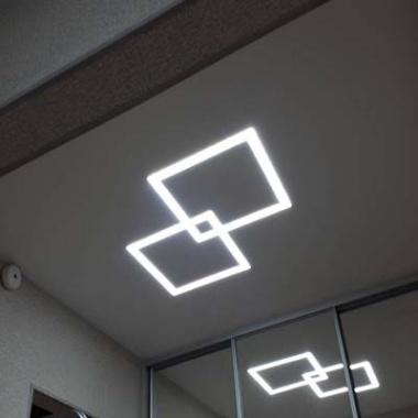 Парящие линии - коридор