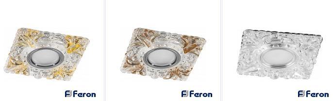 feron-920-svetiilnik Светильник с подсветкой для потолка Feron CD920