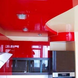 krasnyj-natyazhnoj-potolok Красный натяжной потолок